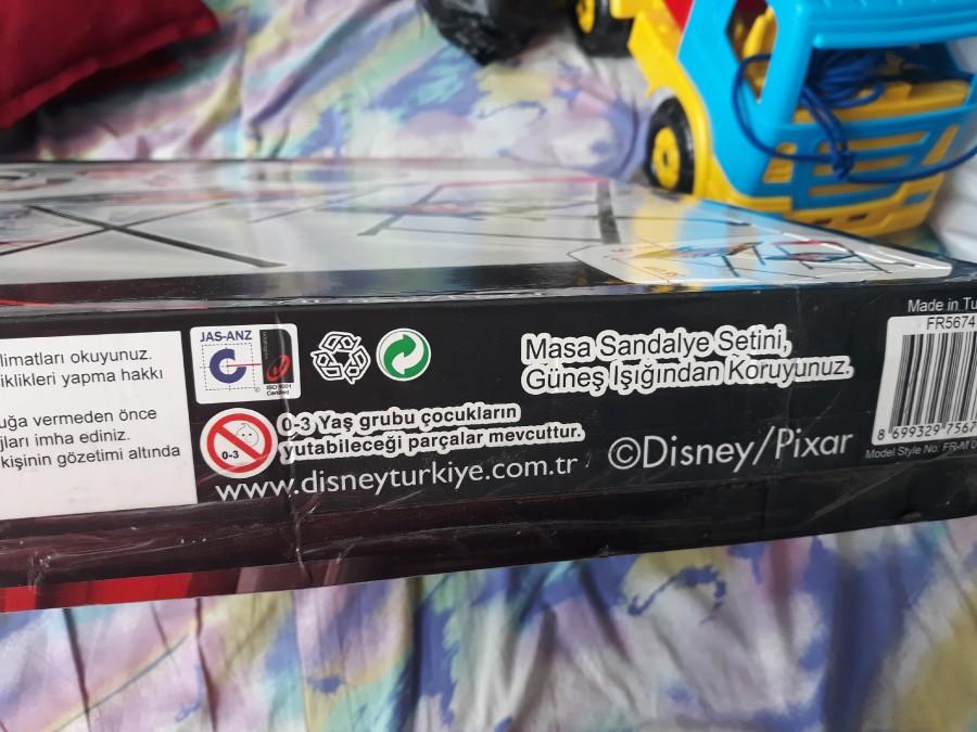 Disney pixar from Turkey